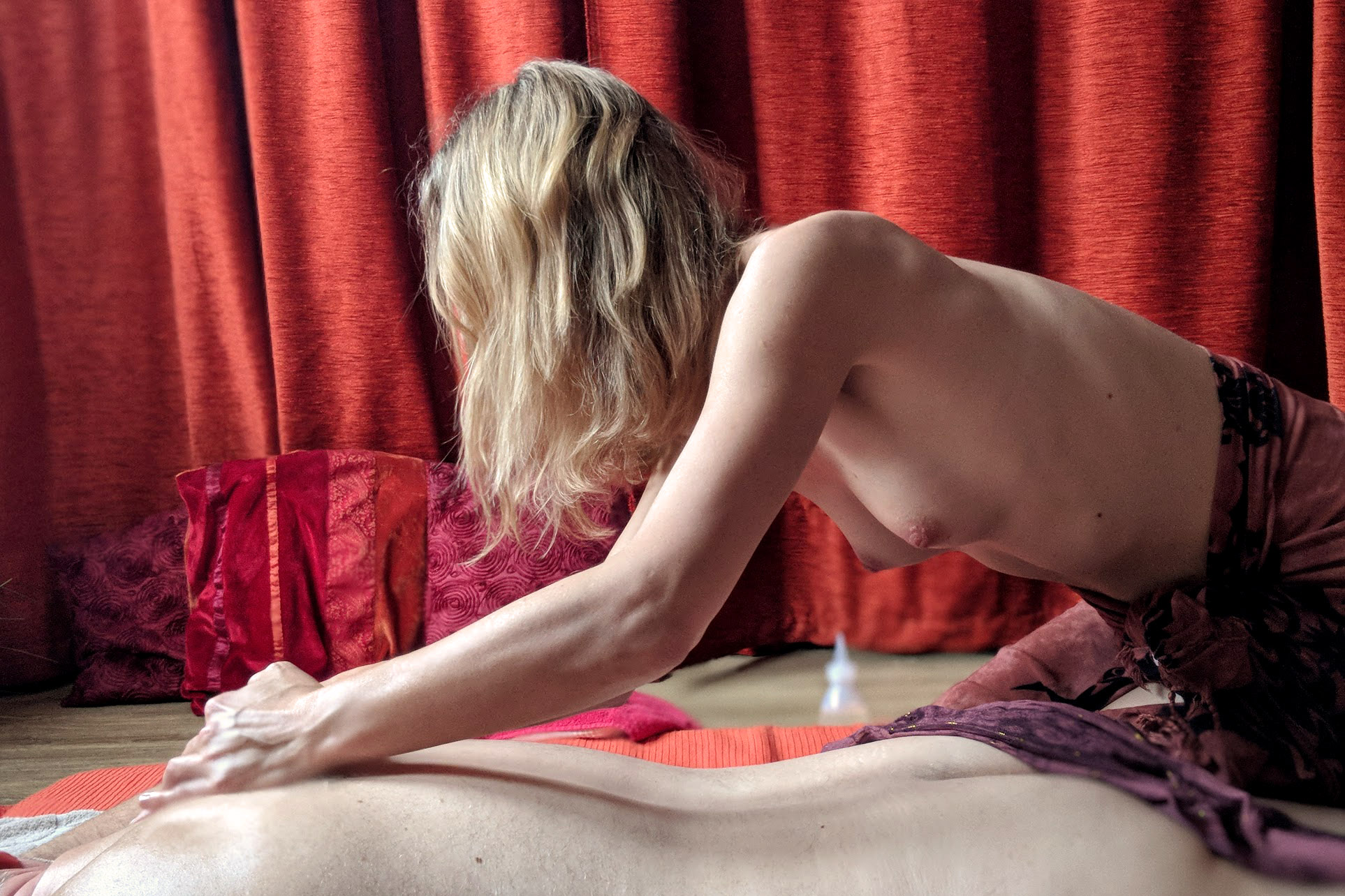 Tantra Massage Team Nürnberg: Karin